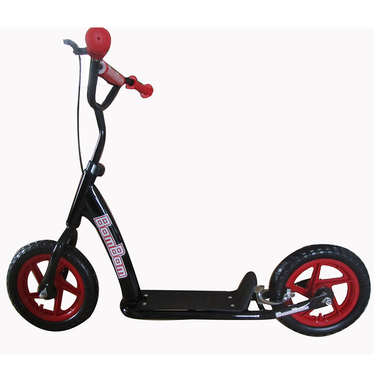 En 14619 hot sale cheap kids scooter/2 wheels kids kick scooter with handlebar/best scooters for kids bike