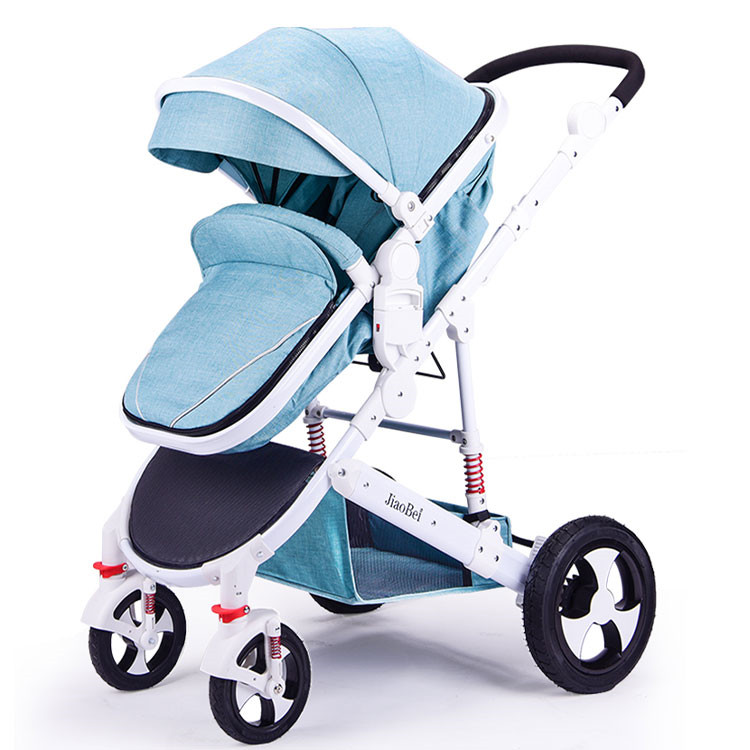easy folding tricycle stroller for baby reborn/strollers for children hot mom glider board/air wheel baby pram